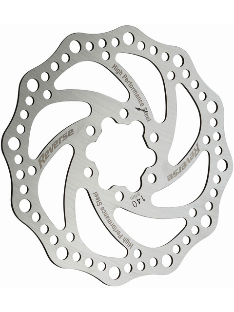 Reverse Brake Disk 6 fori, silver